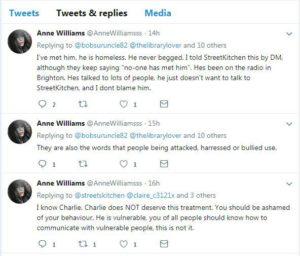 Anne Williams Twitter