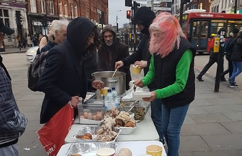 Streets Kitchen in Camden